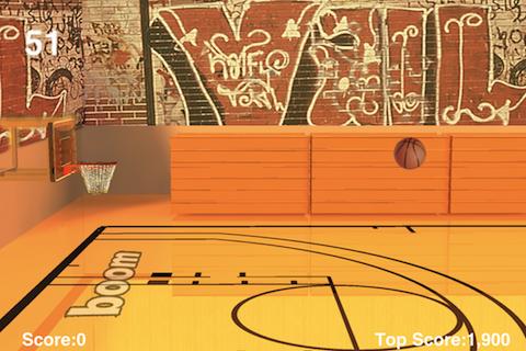 Screenshot BasketBall Hoops +