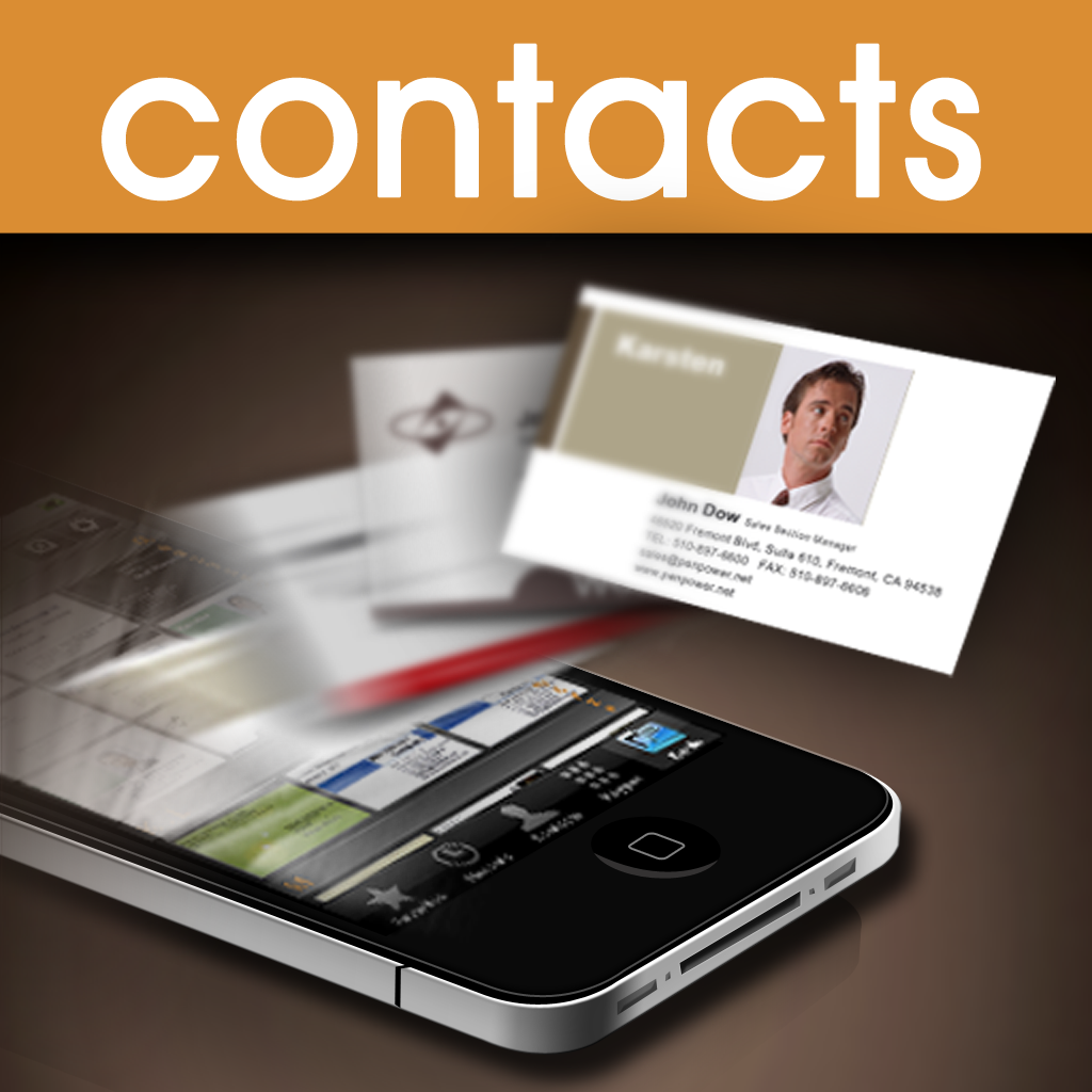 WorldCard Contacts – THE Contact Organization and Business C...
